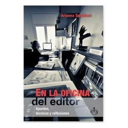 En la oficina del editor