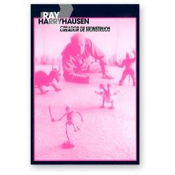 Ray Harryhausen, creador de...