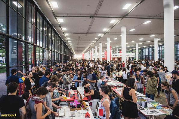 FEIRA PLANA – Fundação Bienal de São Paulo – 17 a 19 março 2017