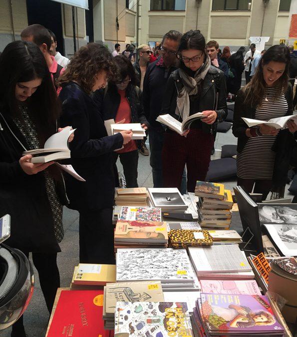 LIBROS MUTANTES – 21 a 23 abril 2017 – La Casa Encendida (Madrid)