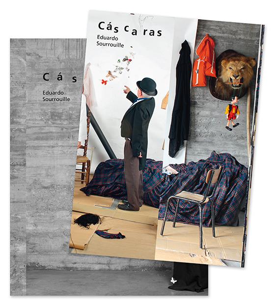 Presentación de Cáscaras, de Eduardo Sourrouille, en Sala Rekalde (Bilbao): 4 septiembre 2019